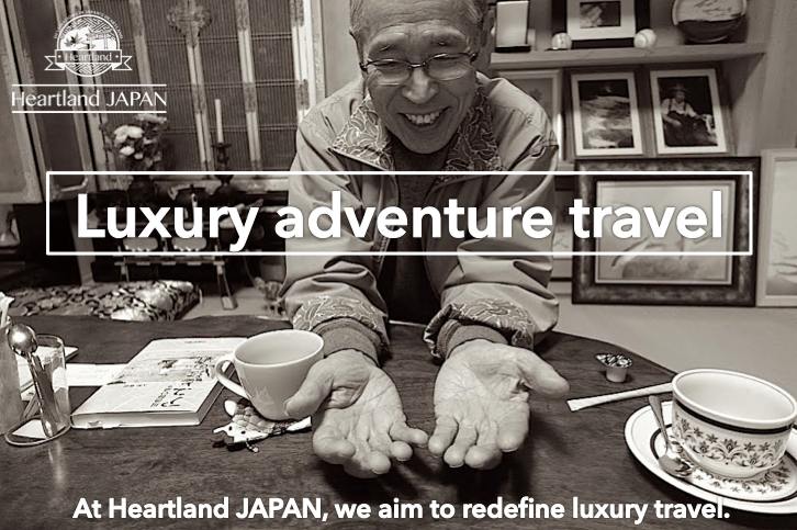 Luxury adventure travel