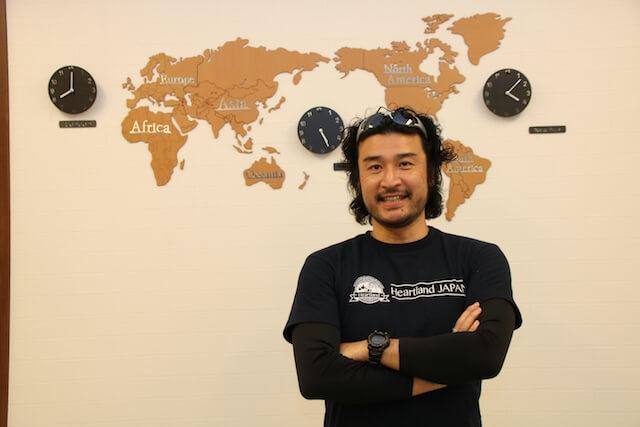 Keijiro Sawano_Heartland JAPAN_Liberta Inc